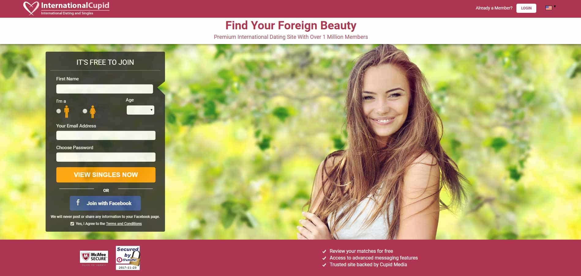 Online dating sites overseas