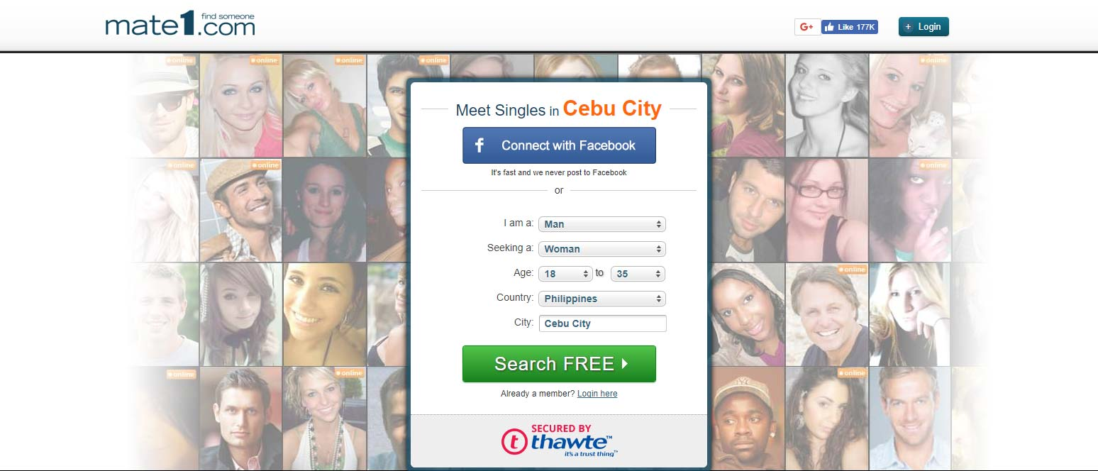 Online dating call to action examples